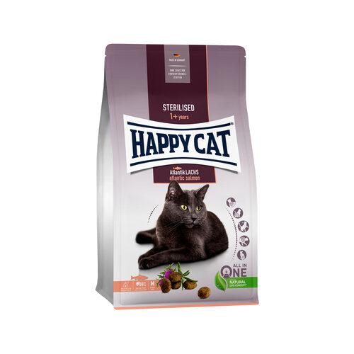 Happy Cat Sterilised Kattenvoer - Zalm