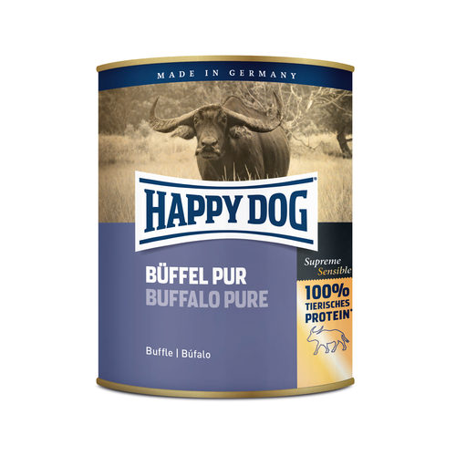 Happy Dog Büffel Pur
