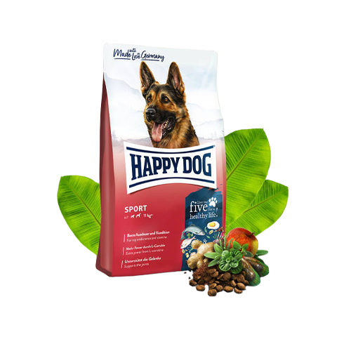 Happy Dog Fit & Vital Sport Adult
