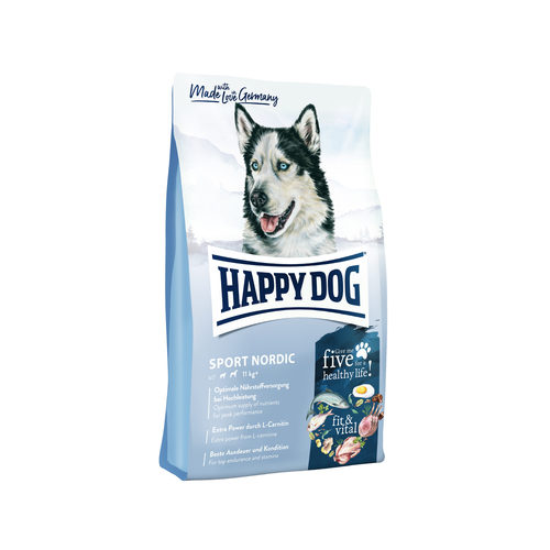 Happy Dog Fit & Vital Sport Nordic