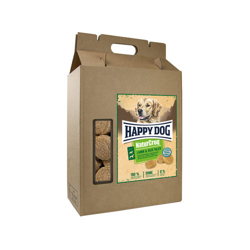 Happy Dog NaturCroq Hundekekse - Lamm & Reis