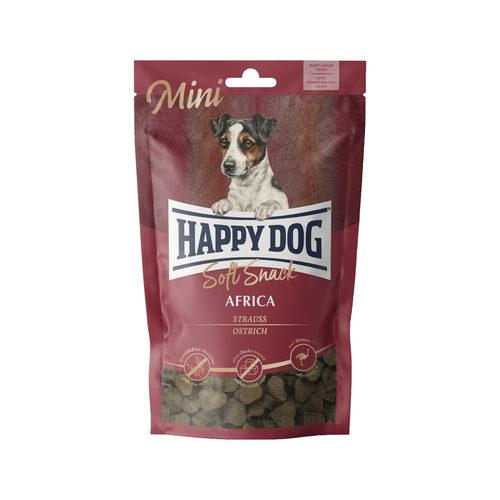 Happy Dog Soft Snack Mini Africa