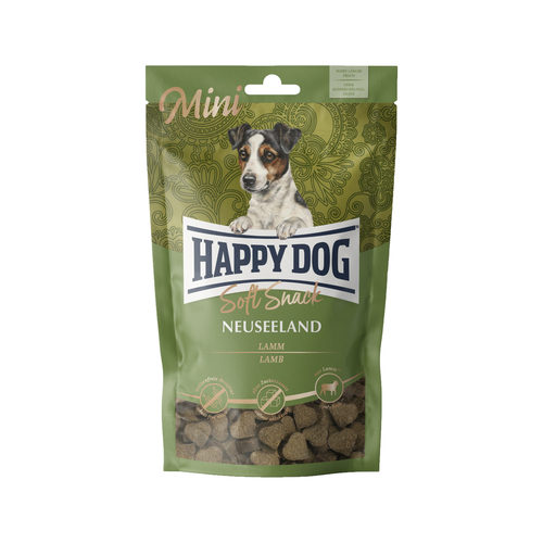 Happy Dog Soft Snack Mini Neuseeland