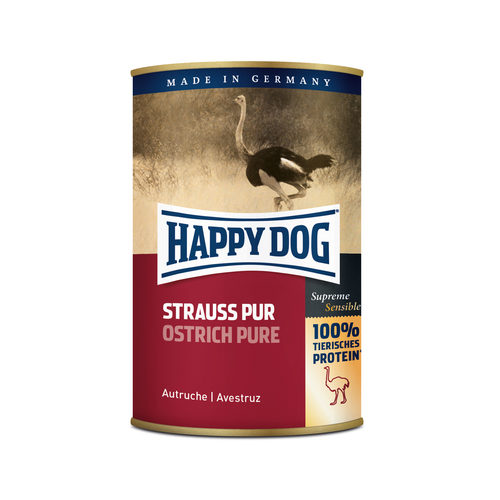 Happy Dog Strauß pur
