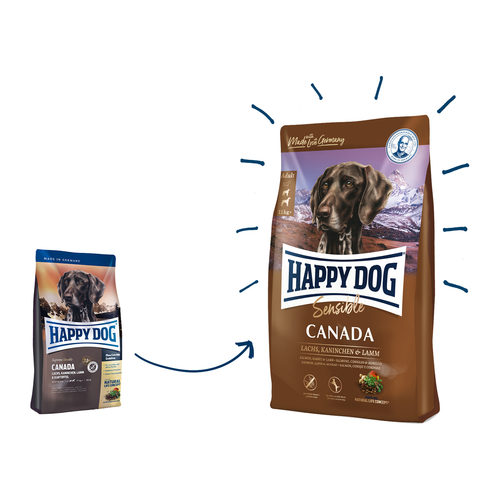 Happy Dog Supreme - Sensible Canada