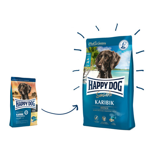 Happy Dog Supreme - Sensible Karibik