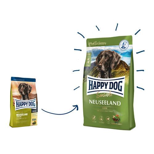 Happy Dog Supreme - Sensible Neuseeland