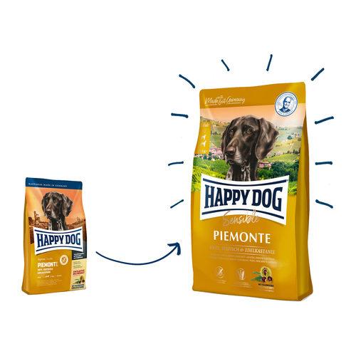 Happy Dog Supreme - Sensible Piemonte