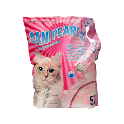 Sanipearls Kattenbakvulling