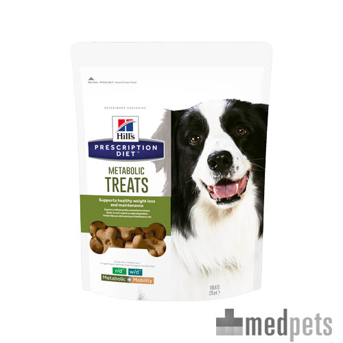 Product afbeelding van Hill's - Metabolic Treats - Prescription Diet - Canine