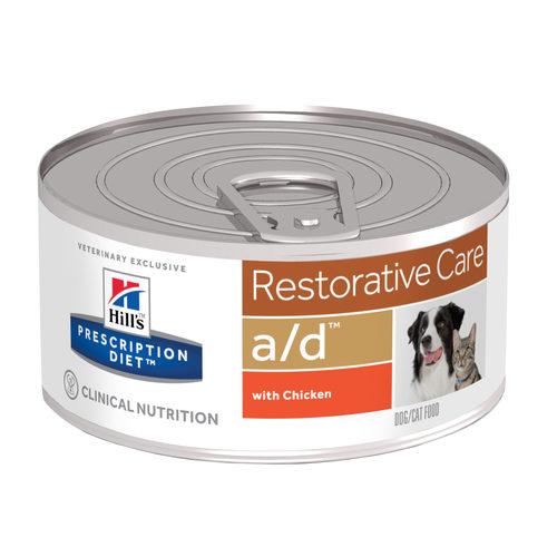 Hill's a/d Restorative Care - Prescription Diet - Canine/Feline