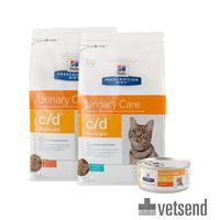 Hills Cat Food Sterilised And Urinary Stress
