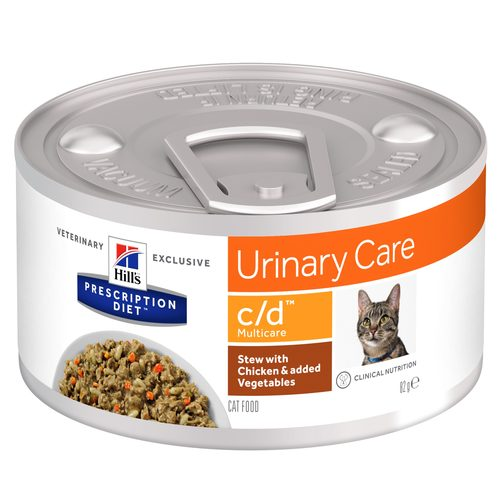 Hill's c/d Multicare Stoofpotje - Prescription Diet - Feline