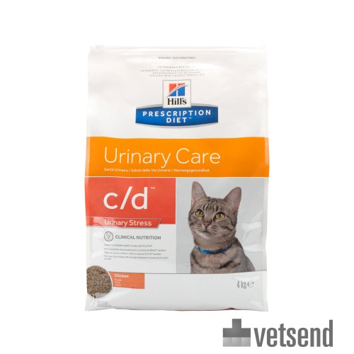 Hill S C D Urinary Care Feline Prescription Diet