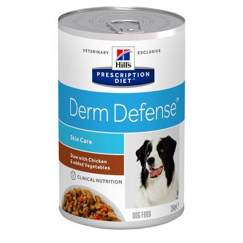 Hill's Derm Defense Stoofpotje - Prescription Diet - Canine