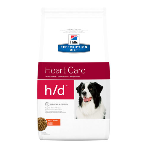 Hill's h/d Heart Care - Prescription Diet - Canine