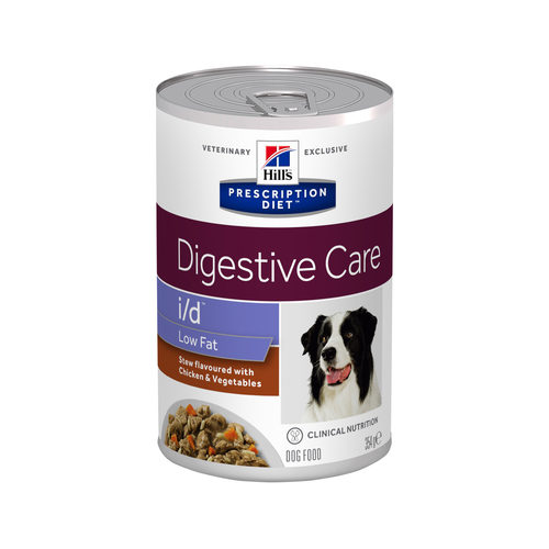 Hill's i/d Digestive Care Low Fat Stoofpotje - Prescription Diet - Canine