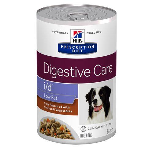 Hill's i/d Digestive Care Low Fat Stoofpotje - Prescription Diet - Canine