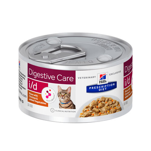 Hill's i/d Digestive Care Stoofpotje - Prescription Diet - Feline
