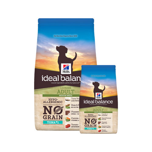 Hill's Ideal Balance - Canine Adult No Grain - Tuna