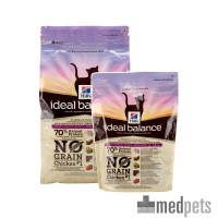 Hill's Ideal Balance - Feline Adult No Grain