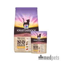 Hill's Ideal Balance - Feline Adult No Grain - Chicken