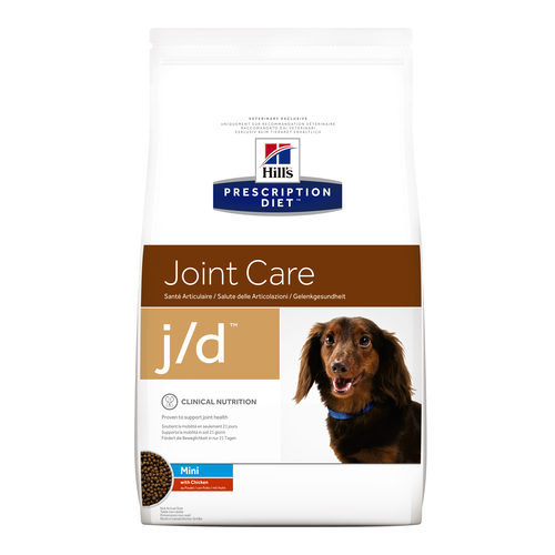 Hill's j/d Joint Care Mini - Prescription Diet - Canine