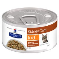 Hill's k/d Kidney Care Ragout - Prescription Diet - Feline
