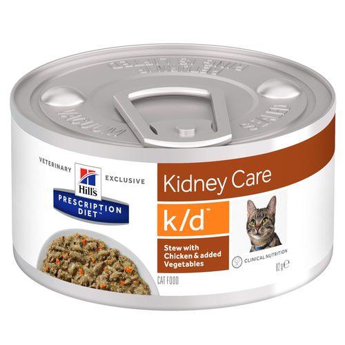 Hill's k/d Kidney Care Stoofpotje - Prescription Diet - Feline