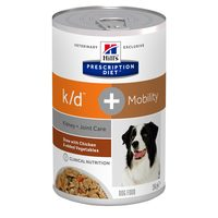 Hill's k/d + Mobility Stoofpotje - Prescription Diet - Canine