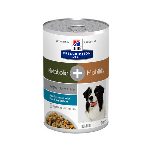 Hill's Metabolic + Mobility Stoofpotje - Prescription Diet - Canine