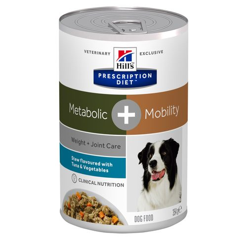 Hill's Metabolic + Mobility Stew - Prescription Diet - Canine