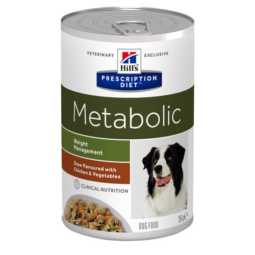 Hill's Metabolic Stoofpotje - Prescription Diet - Canine
