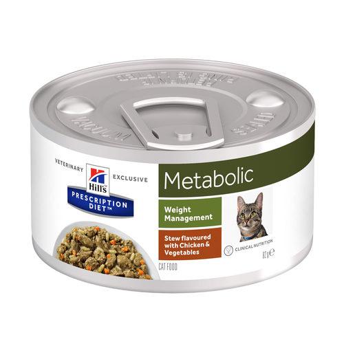 Hill's Metabolic Ragout - Prescription Diet - Feline
