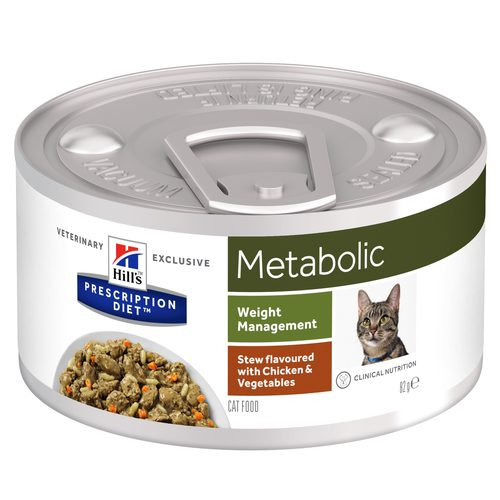 Hill's Metabolic Ragout - Prescription Diet - Feline