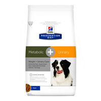 Hill's Metabolic + Urinary - Prescription Diet - Canine