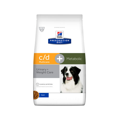 Hill's Prescription Diet - Canine - c/d Multicare + Metabolic