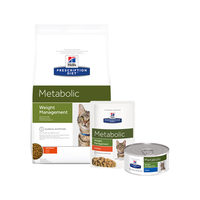 Hill's Metabolic Weight Management - Prescription Diet - Feline