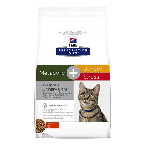 Hill's Prescription Diet - Feline - c/d Urinary Stress + Metabolic