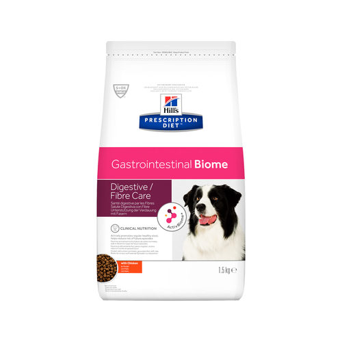 Hill's Prescription Diet - Gastrointestinal Biome - Hundefutter