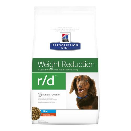 Hill's r/d Mini - Weight Reduction - Prescription Diet - Canine