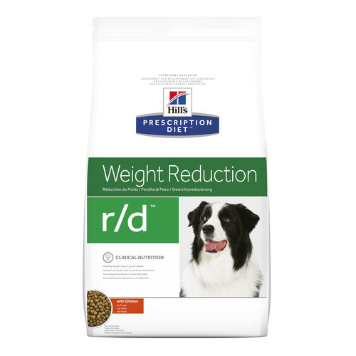 Hill's r/d Weight Reduction - Prescription Diet - Canine