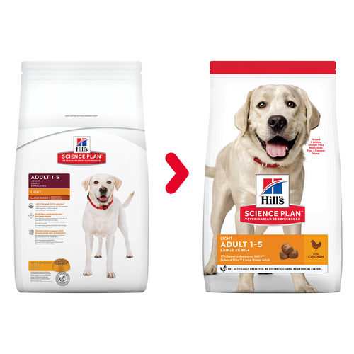 Hill's Science Plan - Adult Light - Large Breed