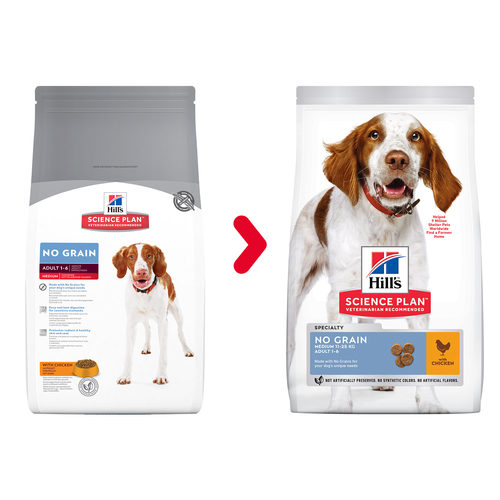 Hill's Science Plan - Canine Adult - No Grain