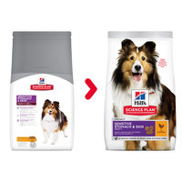 Hill's Science Plan - Canine Adult Sensitive Stomach & Skin