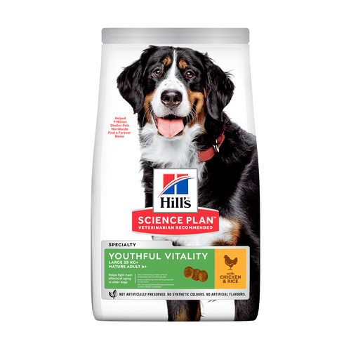 Hill's Science Plan - Canine Mature Youthful Vitality