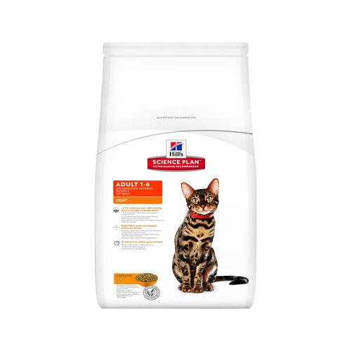 Hill's Science Plan - Feline Adult - Chicken Light