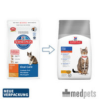 Hill's Science Plan - Feline Adult - Oral Care - Chicken