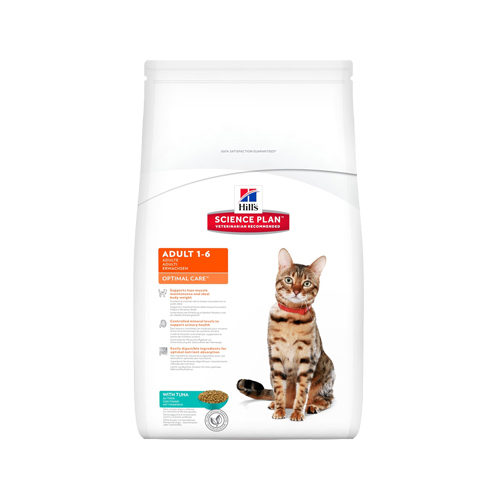 Hill's Science Plan - Feline - Adult - Tuna