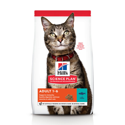 Hill's Science Plan - Feline Adult  - Tuna